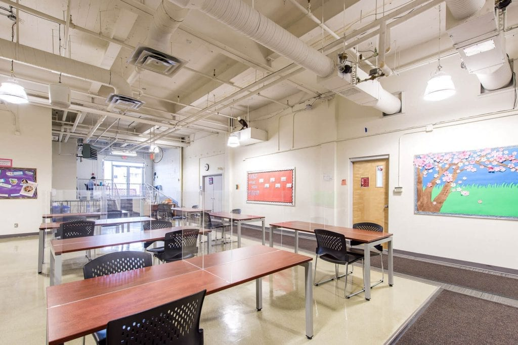 BSEC Open Workspace With Desks and Dividers large